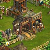 Скриншот игры Клондайк